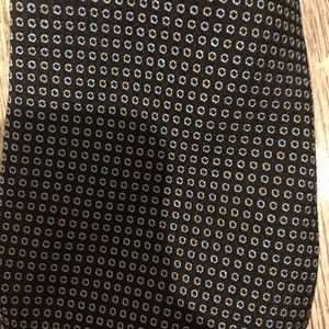 Michael Kors Accessories - Michael Kors Blue Polka Dot Tie Accent marks